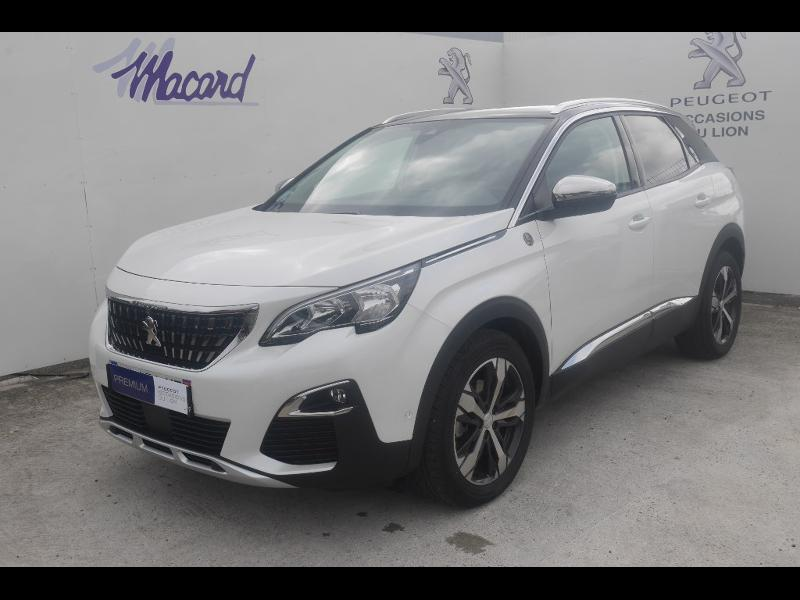 Photo 4 de l'offre de Peugeot 3008 1.6 BlueHDi 120ch Crossway S&S à 31 350 € chez SudOuest Occasions