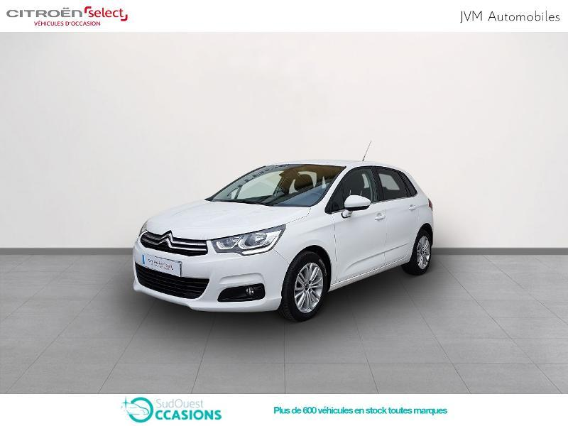 Photo 1 de l'offre de Citroën C4 BlueHDi 120ch Millenium Business S&S à 12 590 € chez SudOuest Occasions