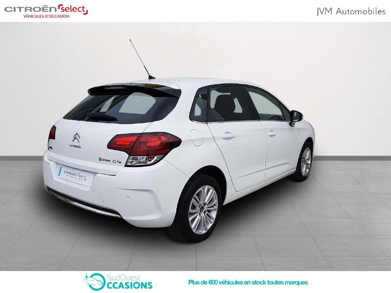 Photo 3 de l'offre de Citroën C4 BlueHDi 120ch Millenium Business S&S à 12 590 € chez SudOuest Occasions
