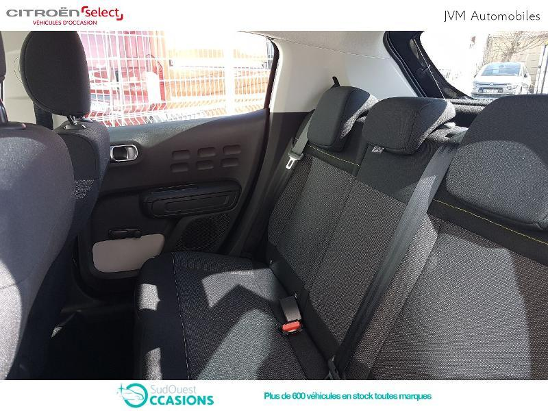 Photo 6 de l'offre de Citroën C3 PureTech 82ch Feel à 14 190 € chez SudOuest Occasions