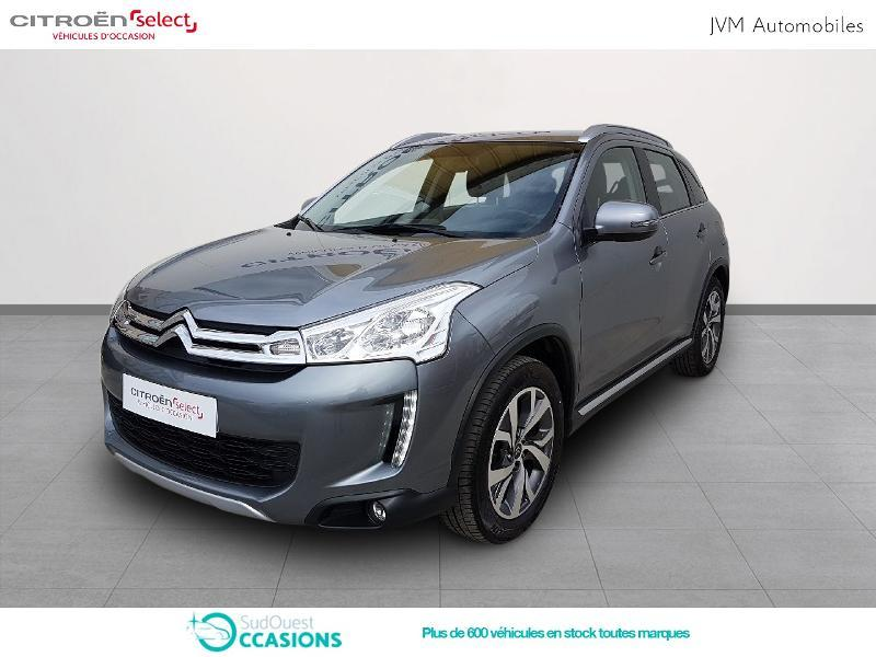 Photo 1 de l'offre de Citroën C4 Aircross 1.6 e-HDi115 4x2 Feel Edition à 18 990 € chez SudOuest Occasions