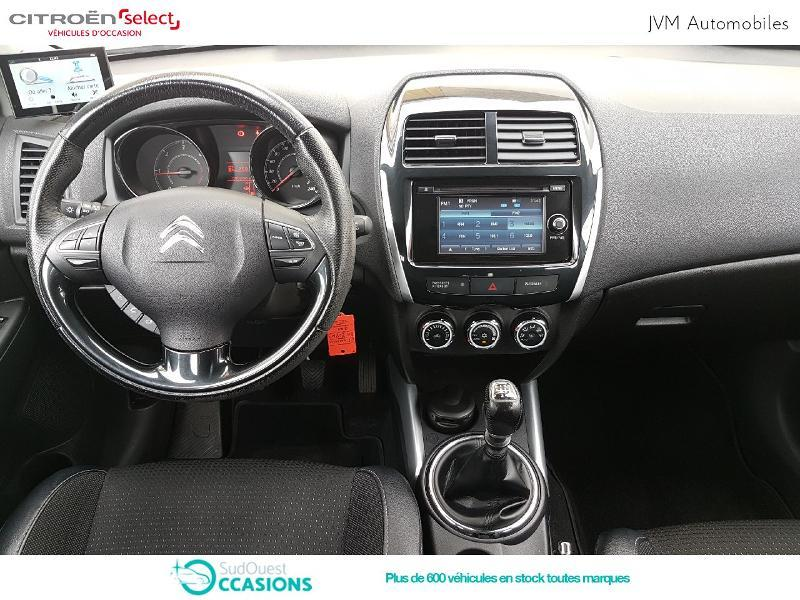 Photo 2 de l'offre de Citroën C4 Aircross 1.6 e-HDi115 4x2 Feel Edition à 18 990 € chez SudOuest Occasions