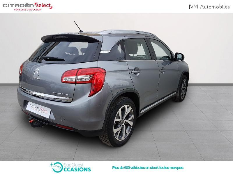 Photo 3 de l'offre de Citroën C4 Aircross 1.6 e-HDi115 4x2 Feel Edition à 18 990 € chez SudOuest Occasions