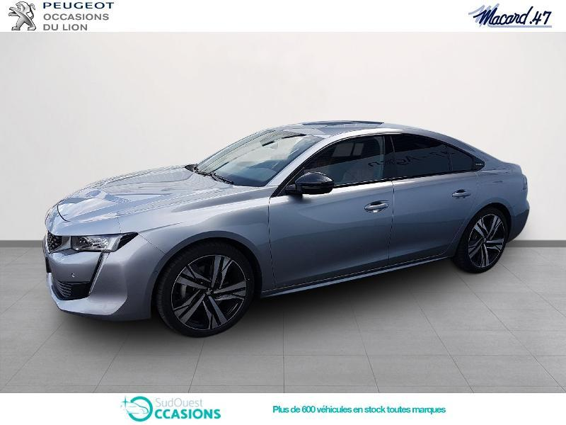 Photo 1 de l'offre de Peugeot 508 BlueHDi 180ch S&S GT Line EAT8 à 37 490 € chez SudOuest Occasions