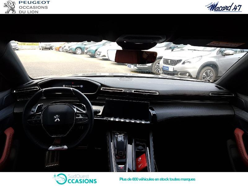 Photo 2 de l'offre de Peugeot 508 BlueHDi 180ch S&S GT Line EAT8 à 37 490 € chez SudOuest Occasions