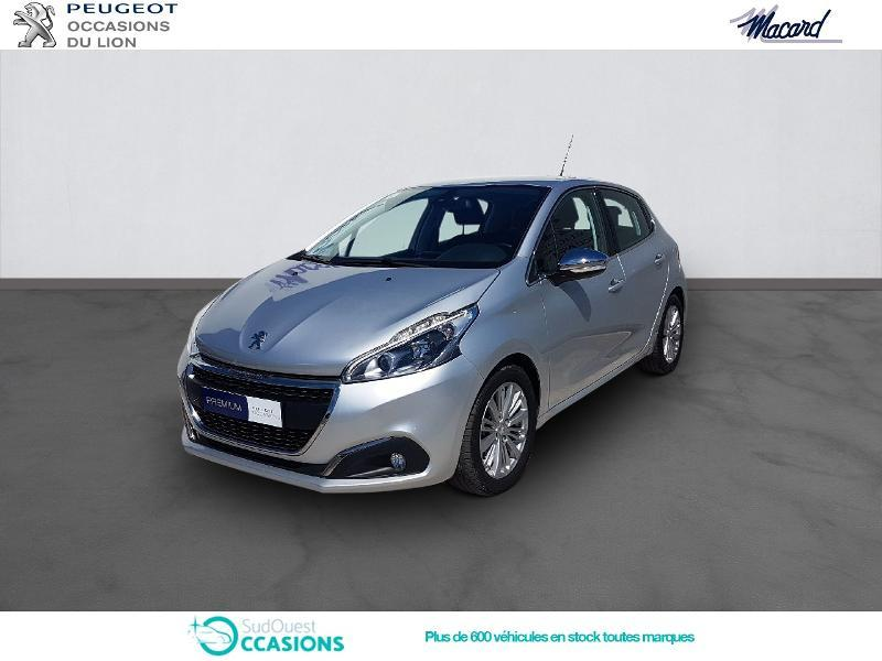 Photo 1 de l'offre de Peugeot 208 1.6 BlueHDi 100ch Allure 5p à 14 970 € chez SudOuest Occasions