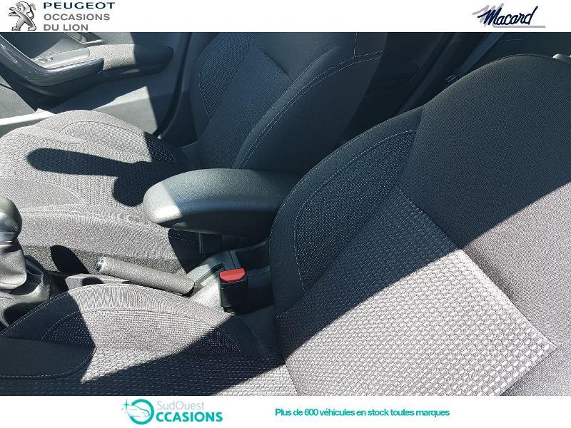 Photo 5 de l'offre de Peugeot 208 1.6 BlueHDi 100ch Allure 5p à 14 970 € chez SudOuest Occasions