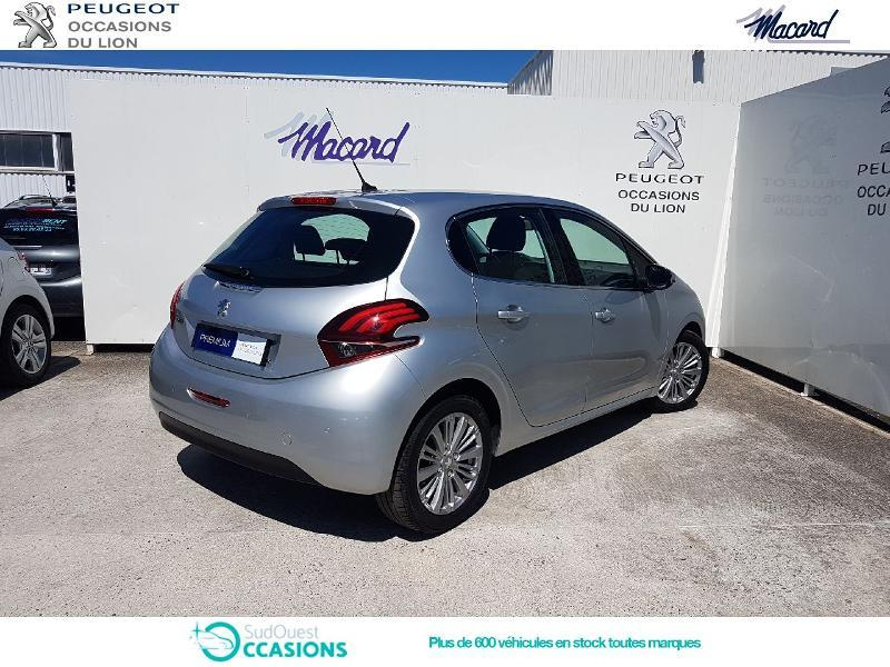 Photo 7 de l'offre de Peugeot 208 1.6 BlueHDi 100ch Allure 5p à 14 970 € chez SudOuest Occasions