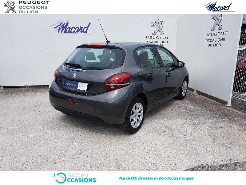 Photo 7 de l'offre de Peugeot 208 1.6 BlueHDi 75ch Active 5p à 14 270 € chez SudOuest Occasions