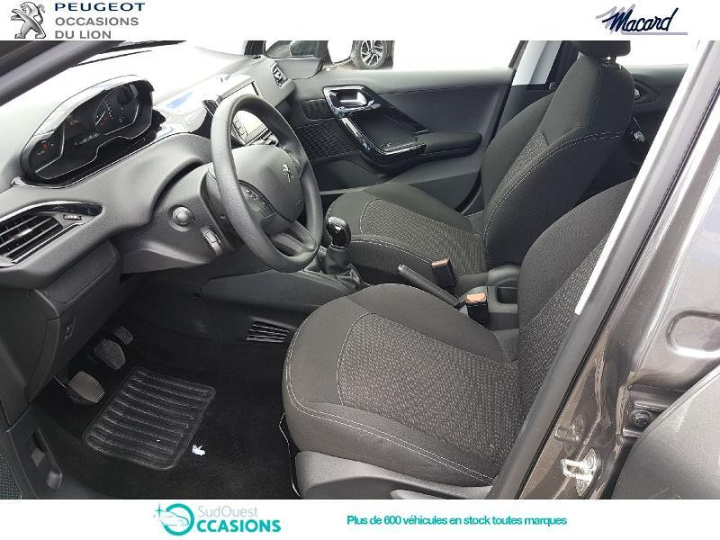 Photo 9 de l'offre de Peugeot 208 1.6 BlueHDi 75ch Active 5p à 14 270 € chez SudOuest Occasions