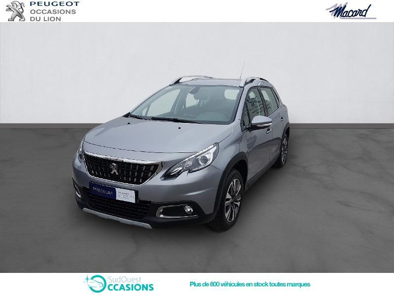 Photo 1 de l'offre de Peugeot 2008 1.5 BlueHDi 100ch E6.c Allure à 18 440 € chez SudOuest Occasions