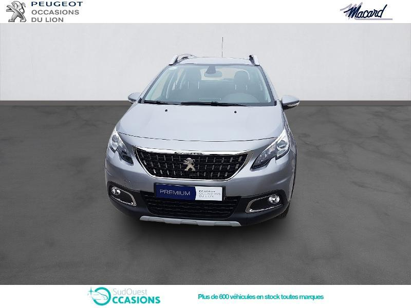 Photo 2 de l'offre de Peugeot 2008 1.5 BlueHDi 100ch E6.c Allure à 18 440 € chez SudOuest Occasions