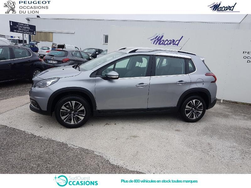 Photo 4 de l'offre de Peugeot 2008 1.5 BlueHDi 100ch E6.c Allure à 18 440 € chez SudOuest Occasions