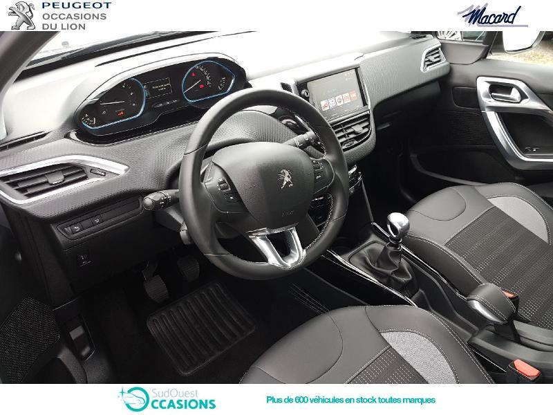 Photo 8 de l'offre de Peugeot 2008 1.5 BlueHDi 100ch E6.c Allure à 18 440 € chez SudOuest Occasions