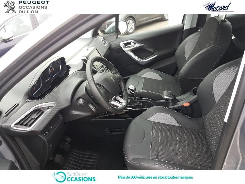 Photo 9 de l'offre de Peugeot 2008 1.5 BlueHDi 100ch E6.c Allure à 18 440 € chez SudOuest Occasions