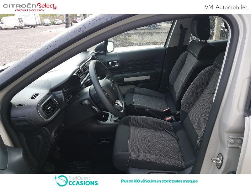 Photo 9 de l'offre de Citroën C3 PureTech 82ch Feel à 13 290 € chez SudOuest Occasions
