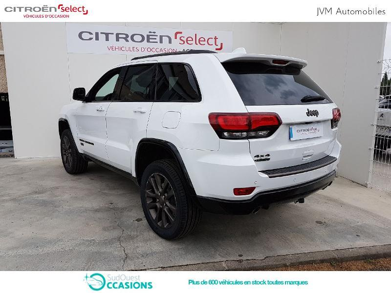 Photo 7 de l'offre de Jeep Grand Cherokee 3.0 V6 CRD 250ch 75th Anniversary BVA8 à 38 990 € chez SudOuest Occasions