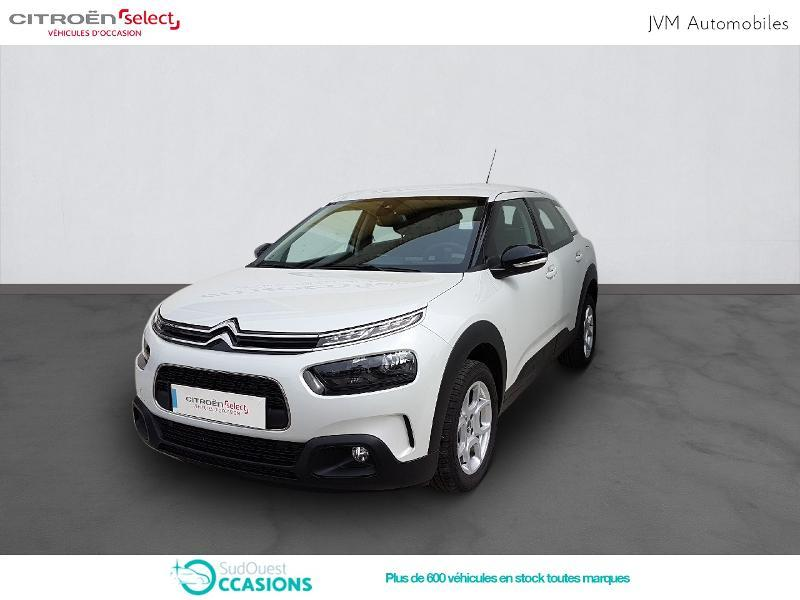 Photo 1 de l'offre de Citroën C4 Cactus PureTech 130ch S&S Feel à 18 490 € chez SudOuest Occasions