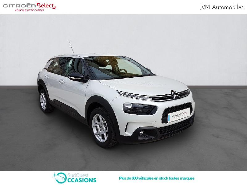 Photo 3 de l'offre de Citroën C4 Cactus PureTech 130ch S&S Feel à 18 490 € chez SudOuest Occasions
