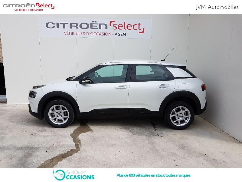 Photo 4 de l'offre de Citroën C4 Cactus PureTech 130ch S&S Feel à 18 490 € chez SudOuest Occasions