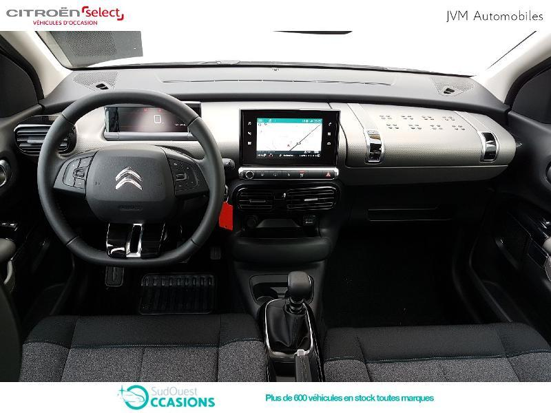 Photo 8 de l'offre de Citroën C4 Cactus PureTech 130ch S&S Feel à 18 490 € chez SudOuest Occasions