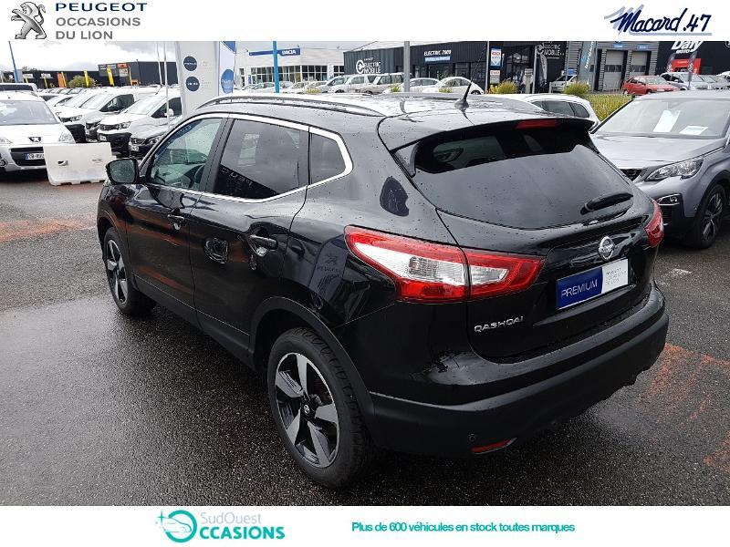 Photo 7 de l'offre de Nissan Qashqai 1.6 dCi 130ch N-Connecta à 19 990 € chez SudOuest Occasions