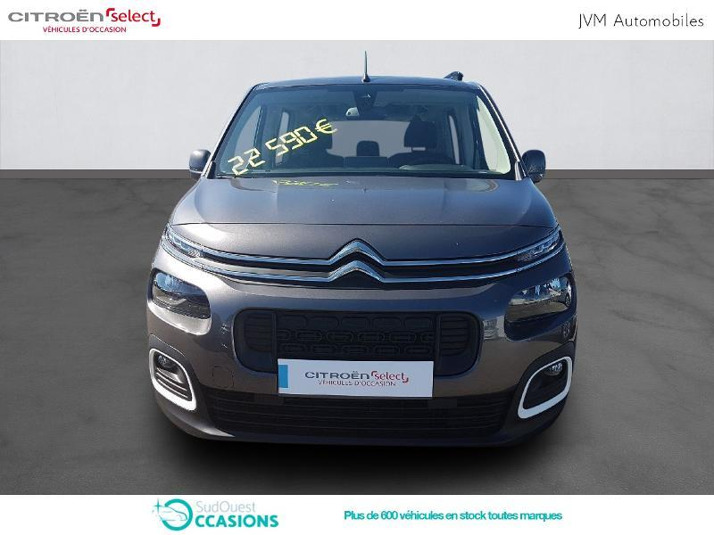 Photo 2 de l'offre de Citroën Berlingo M PureTech 110ch S&S Feel à 21 590 € chez SudOuest Occasions