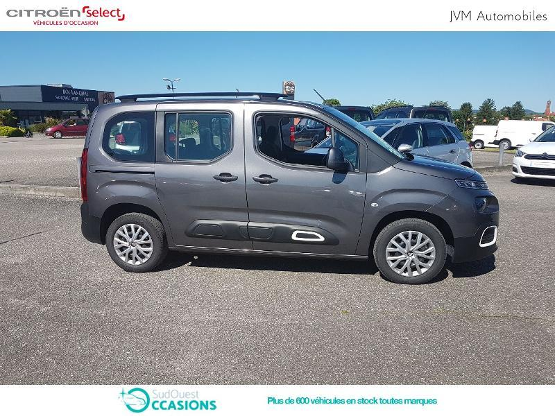 Photo 4 de l'offre de Citroën Berlingo M PureTech 110ch S&S Feel à 21 590 € chez SudOuest Occasions