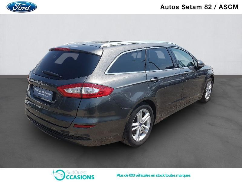 Photo 3 de l'offre de Ford Mondeo SW 2.0 TDCi 150ch Titanium PowerShift à 19 860 € chez SudOuest Occasions