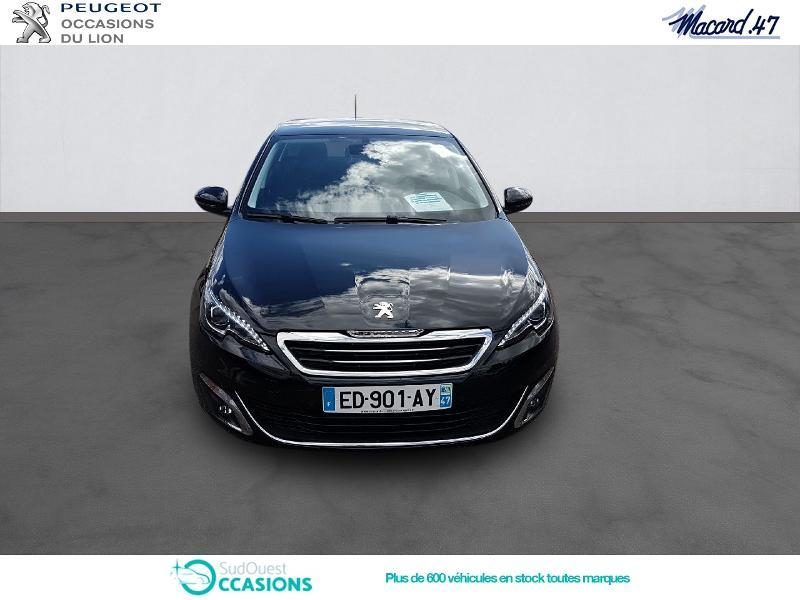 Photo 2 de l'offre de Peugeot 308 1.6 BlueHDi 120ch Allure S&S 5p à 17 990 € chez SudOuest Occasions