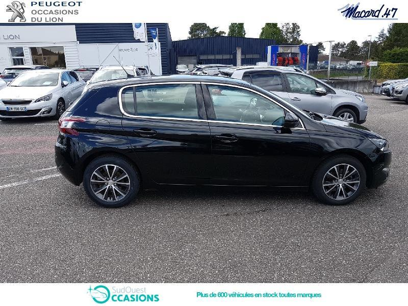 Photo 4 de l'offre de Peugeot 308 1.6 BlueHDi 120ch Allure S&S 5p à 17 990 € chez SudOuest Occasions
