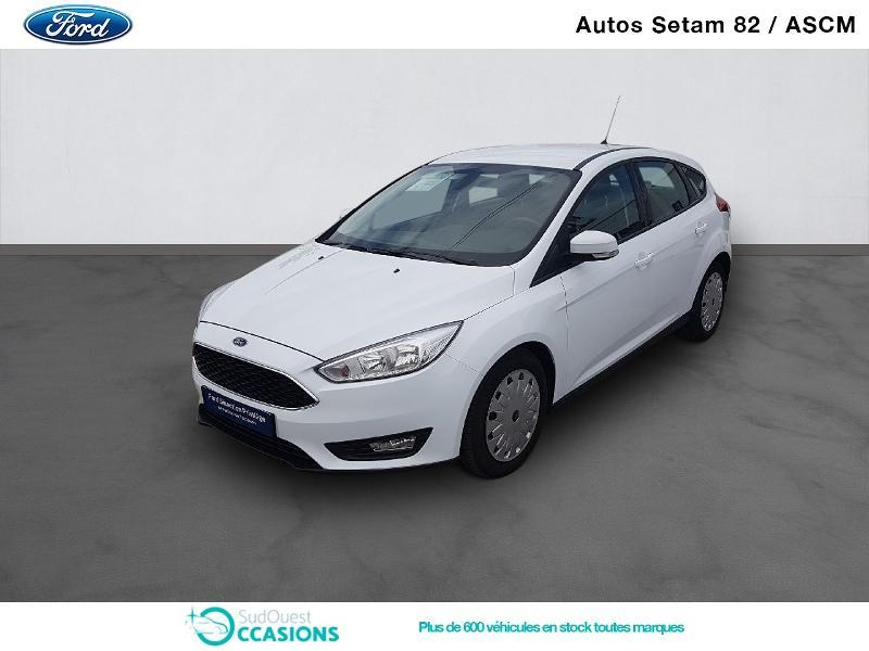 Photo 1 de l'offre de Ford Focus 1.5 TDCi 105ch ECOnetic Stop&Start Business Nav à 11 960 € chez SudOuest Occasions