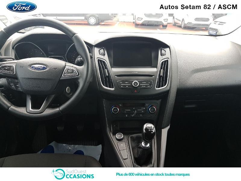 Photo 2 de l'offre de Ford Focus 1.5 TDCi 105ch ECOnetic Stop&Start Business Nav à 11 960 € chez SudOuest Occasions
