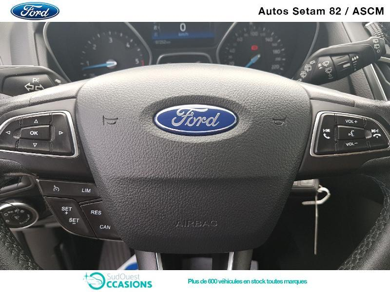 Photo 8 de l'offre de Ford Focus 1.5 TDCi 105ch ECOnetic Stop&Start Business Nav à 11 960 € chez SudOuest Occasions