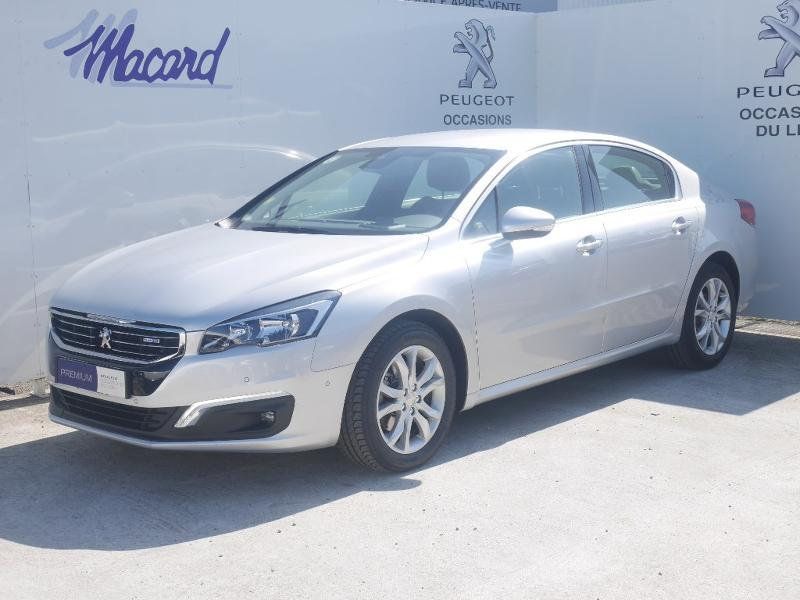 Photo 1 de l'offre de Peugeot 508 2.0 BlueHDi 150ch FAP Allure à 18 900 € chez SudOuest Occasions