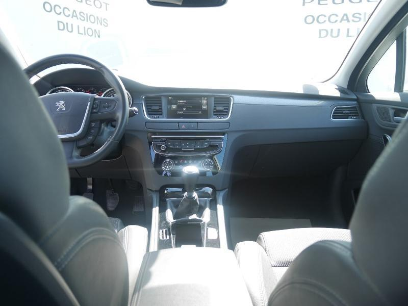 Photo 2 de l'offre de Peugeot 508 2.0 BlueHDi 150ch FAP Allure à 18 900 € chez SudOuest Occasions
