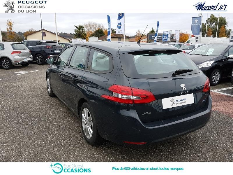 Photo 7 de l'offre de Peugeot 308 SW 1.6 BlueHDi 120ch Active S&S à 15 990 € chez SudOuest Occasions