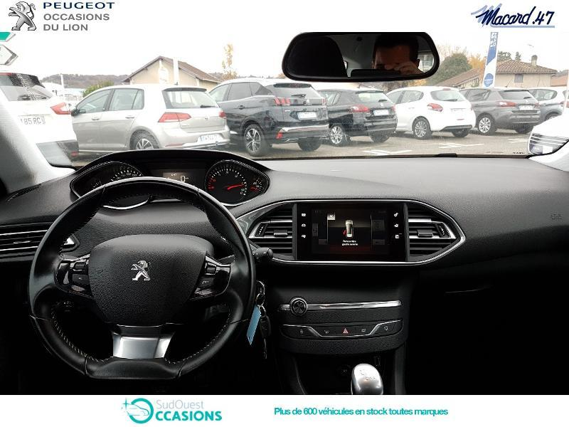 Photo 8 de l'offre de Peugeot 308 SW 1.6 BlueHDi 120ch Active S&S à 15 990 € chez SudOuest Occasions