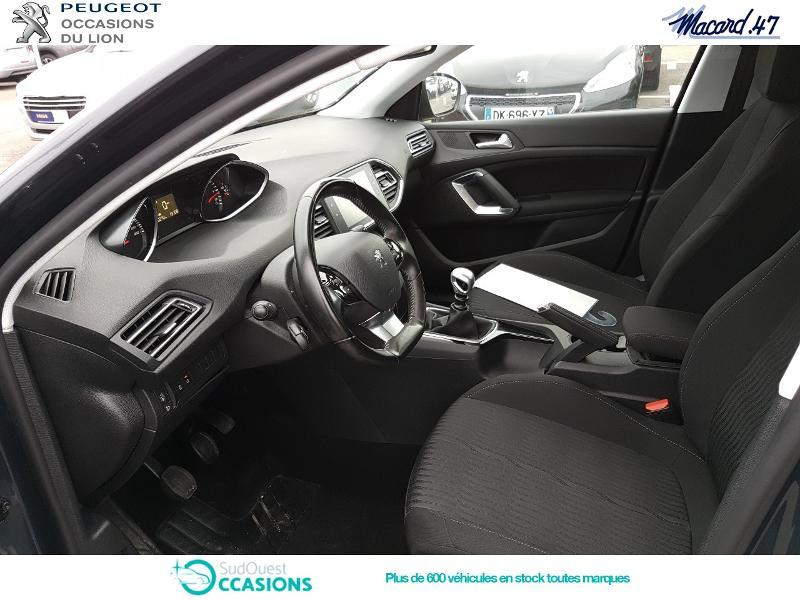 Photo 9 de l'offre de Peugeot 308 SW 1.6 BlueHDi 120ch Active S&S à 15 990 € chez SudOuest Occasions