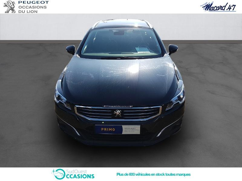 Photo 2 de l'offre de Peugeot 508 SW 1.6 BlueHDi 120ch Active Business S&S EAT6 à 10 990 € chez SudOuest Occasions