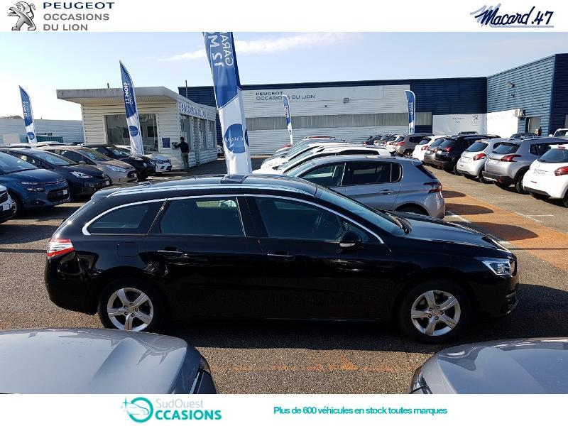 Photo 4 de l'offre de Peugeot 508 SW 1.6 BlueHDi 120ch Active Business S&S EAT6 à 10 990 € chez SudOuest Occasions