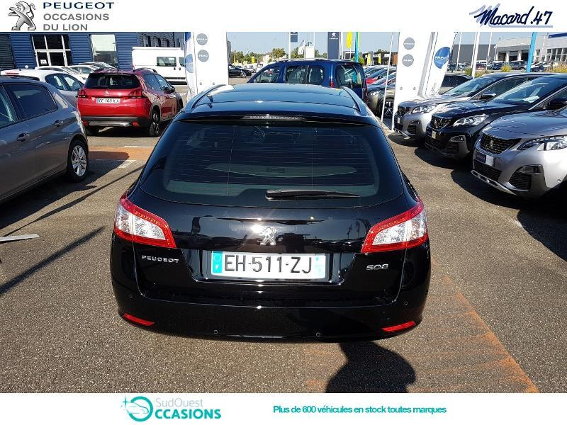 Photo 5 de l'offre de Peugeot 508 SW 1.6 BlueHDi 120ch Active Business S&S EAT6 à 10 990 € chez SudOuest Occasions