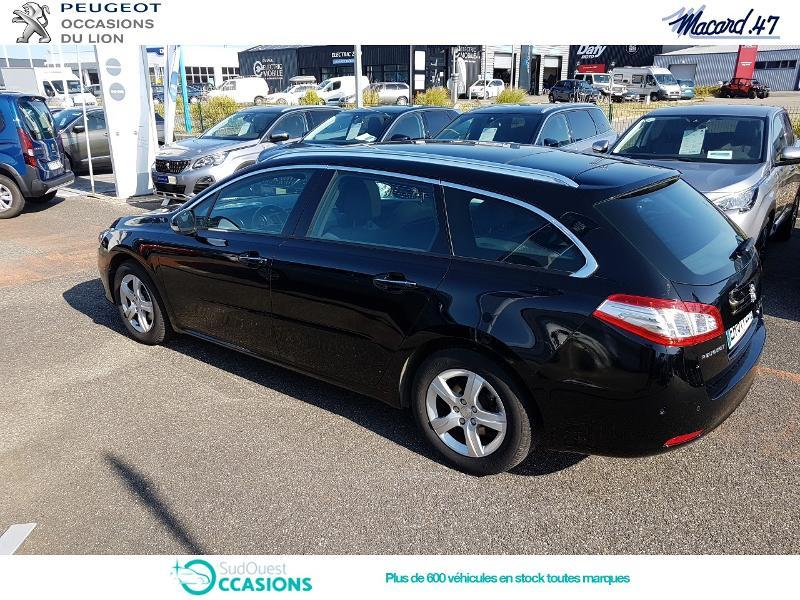 Photo 7 de l'offre de Peugeot 508 SW 1.6 BlueHDi 120ch Active Business S&S EAT6 à 10 990 € chez SudOuest Occasions