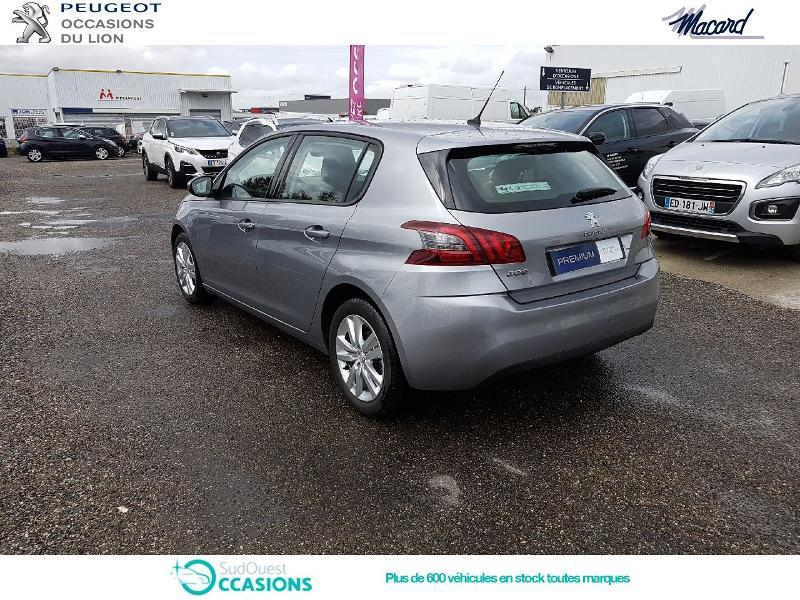 Photo 7 de l'offre de Peugeot 308 1.6 BlueHDi 100ch S&S Active à 17 860 € chez SudOuest Occasions