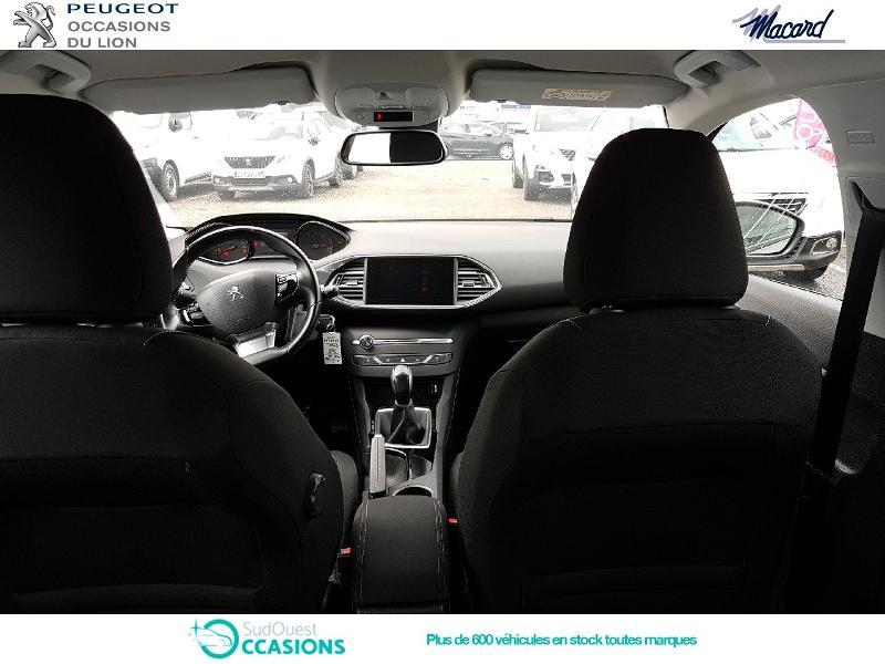 Photo 8 de l'offre de Peugeot 308 1.6 BlueHDi 100ch S&S Active à 17 860 € chez SudOuest Occasions