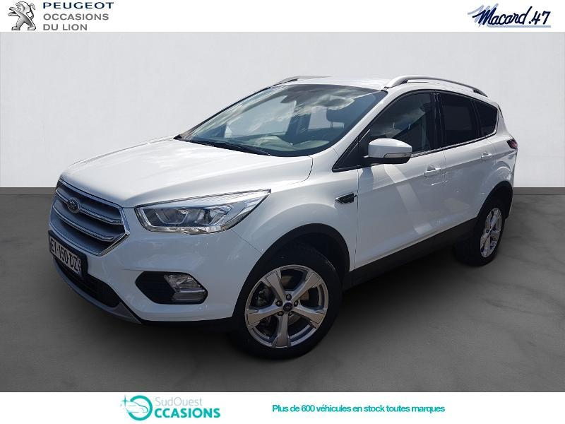 Photo 1 de l'offre de Ford Kuga 2.0 TDCi 150ch Stop&Start Titanium Business 4x2 à 23 990 € chez SudOuest Occasions