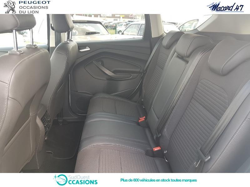 Photo 10 de l'offre de Ford Kuga 2.0 TDCi 150ch Stop&Start Titanium Business 4x2 à 23 990 € chez SudOuest Occasions