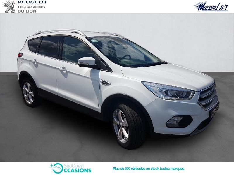 Photo 3 de l'offre de Ford Kuga 2.0 TDCi 150ch Stop&Start Titanium Business 4x2 à 23 990 € chez SudOuest Occasions