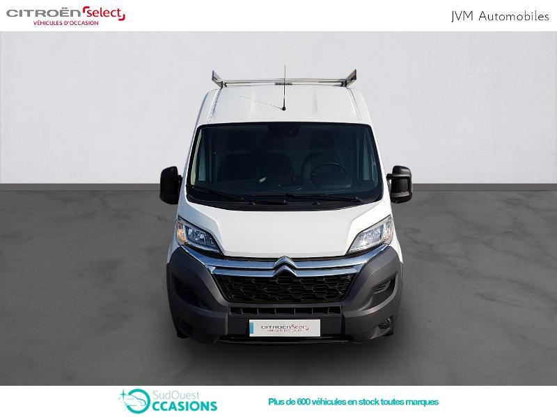 Photo 2 de l'offre de Citroën Jumper Fg 33 L2H2 2.2 HDi 130 Business à 16 908 € chez SudOuest Occasions