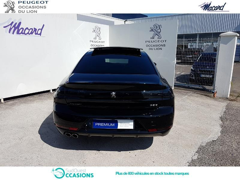Photo 5 de l'offre de Peugeot 508 BlueHDi 180ch S&S GT Line EAT8 à 41 800 € chez SudOuest Occasions